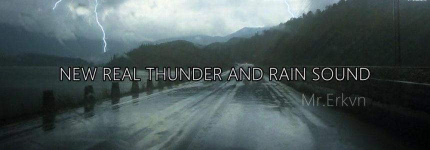 New Real Thunder and Rain Sound v1.0