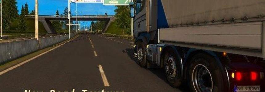 New Road Texture v1.1