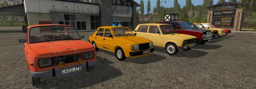 Old Car Pack v1.0
