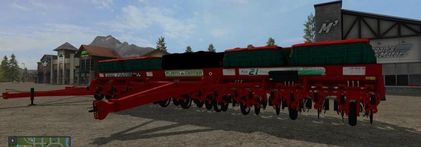 Planti Center PCA21 Big Farm G4 v1.0