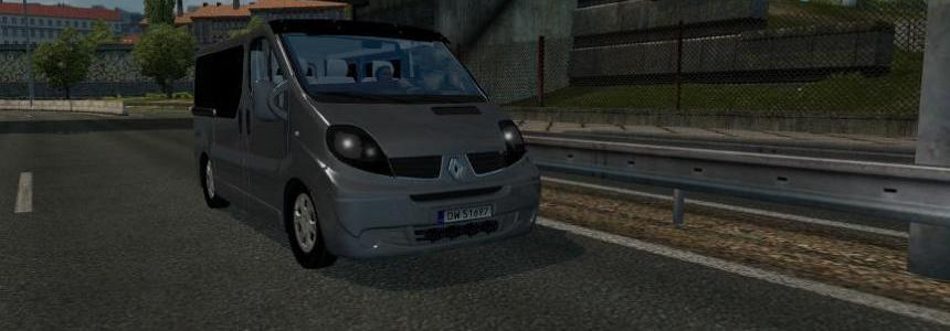 Renault Trafic v1.0