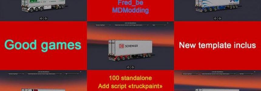 Reworked BDF Trailer Flemming 1.28
