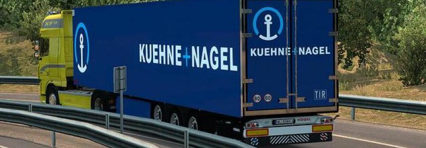 Reworked Kogel trailer V1 1.28