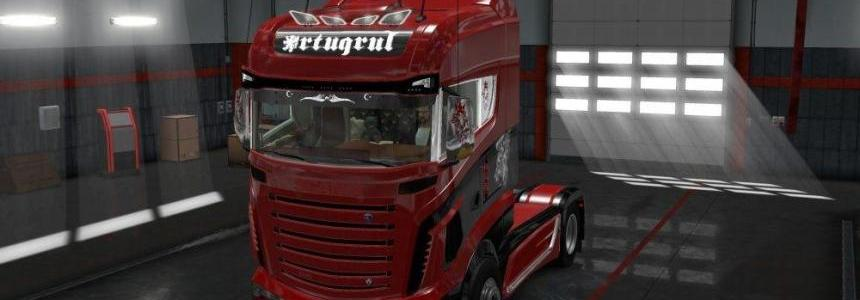 Reworked Scania R1000 [1.28]