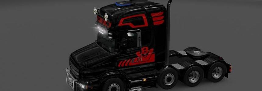 RJL's Scania accessories by Mole