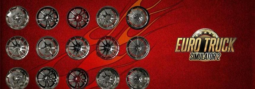 Salva modifiche Mod Alloy Wheels V2 by Afrosmiu