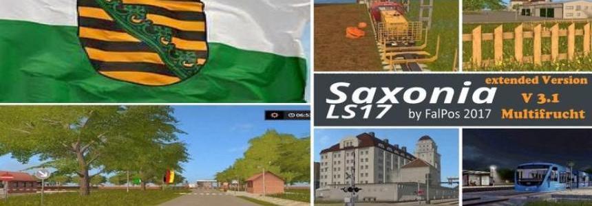 Saxony for LS17 v3.1 Final