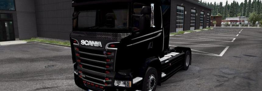 Scania 1.28 – 1.27 add on mod