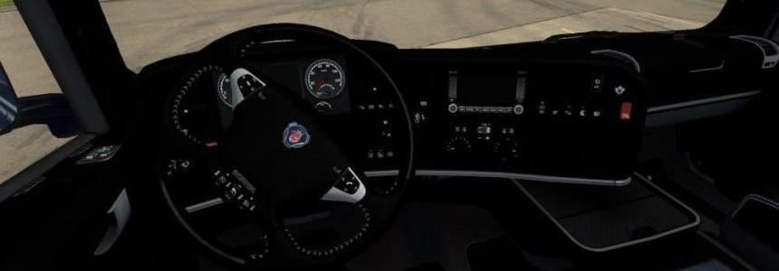Scania Black Interior 1.28