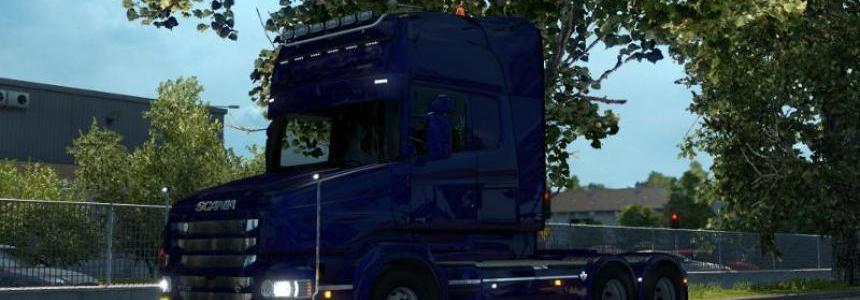 Scania T Mod V2.2.1 [1.28]