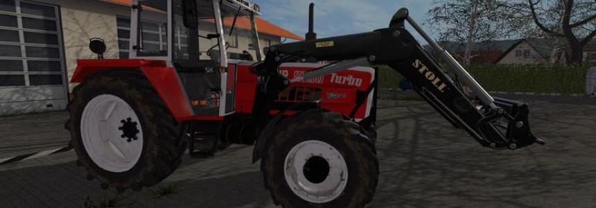 STEYR 8130A SK2 Turbo v2.0
