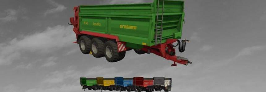 Strautmann PS 3401 More Realistic v1.0