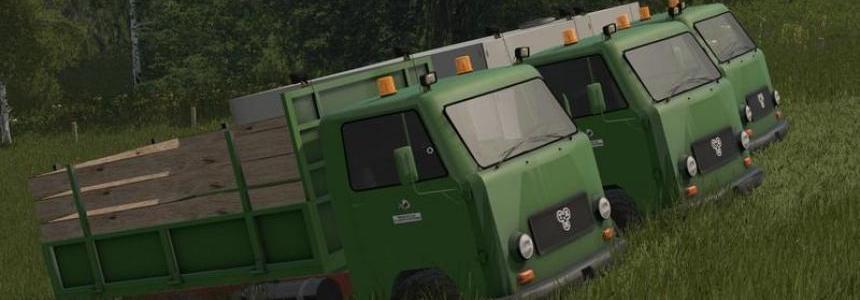 Tam Farming simulator 17 v1.0