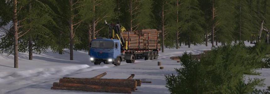 Tatra Terrno Truck v1.0.0.0