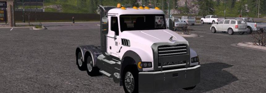 Tork Mack Granite v1.0