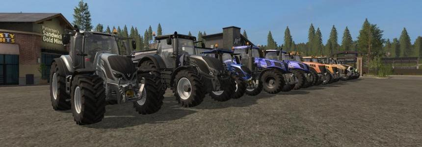 Tractor Pack with fixed zip files v1.0