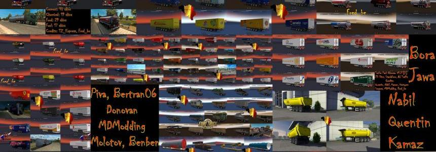Trailer Pack by Fred_be V12 1.28.Xs