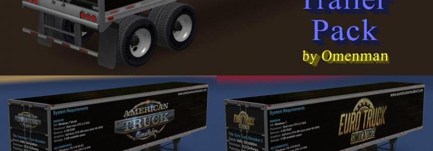 Trailer Pack by Omenman v10.0