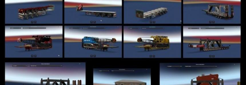 Trailer Pack by Zeeuwse Trucker