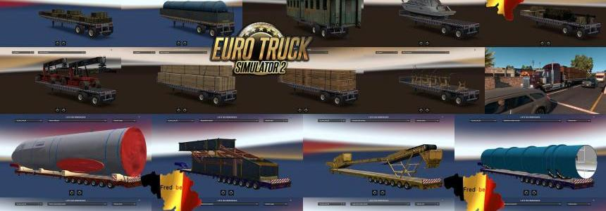 Trailer Pack Overweight V1.28 [UPDATE] 1.28.Xs