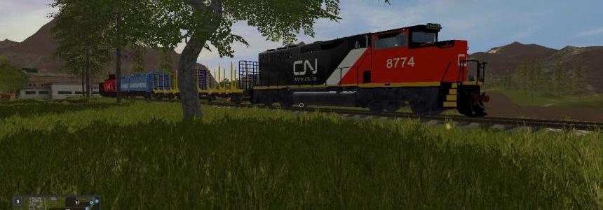 Train CN v1.0
