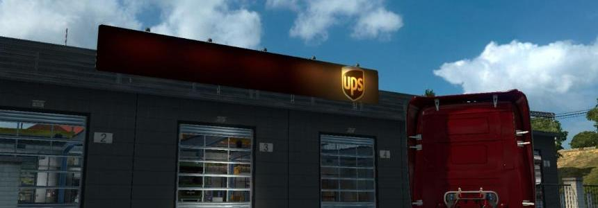 UPS Big Garage 1.28.x