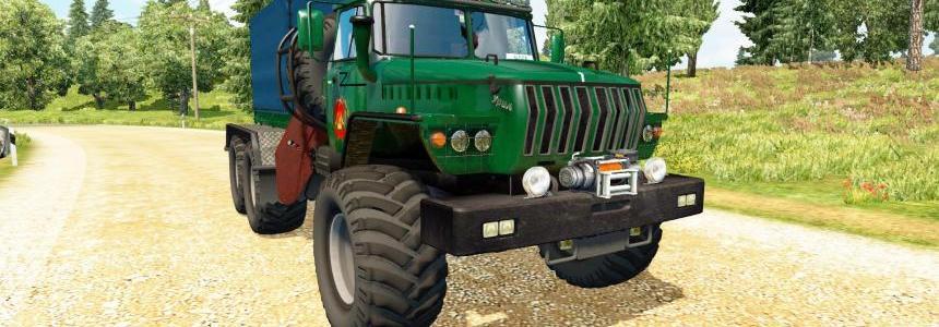 Ural 43202 1.28.x