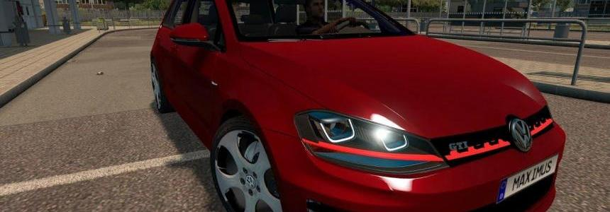Volkswagen Golf MK6 for ATS