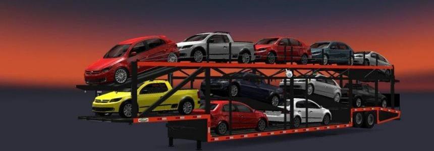 Volkswagen Trailer 1.28