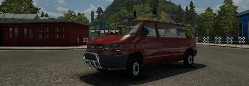 Volkswagen Transporter T4 v1.0