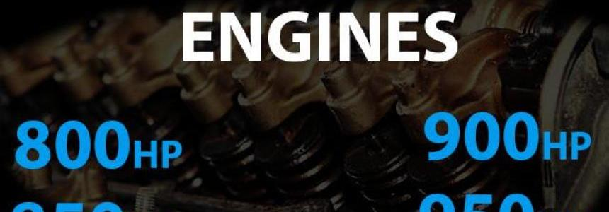 Volvo FH 2013 - More Powerful Engines v08.08.17
