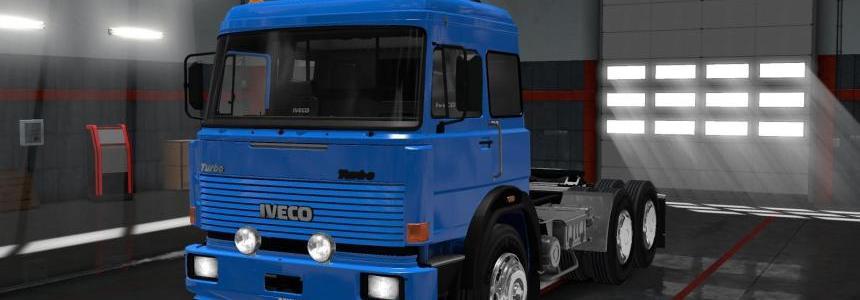 Wheel IVECO Turbostar 1.28.x