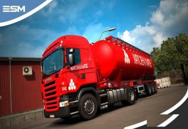 Katoen Natie Scania RJL Combo Skin Pack