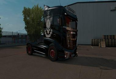Scania Concept R1000 v5.2 by ETS2MOD [1.28]