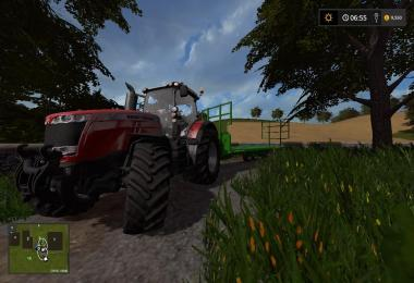 AW Trailers Bale Trailer v1.0.0.0