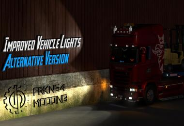 Improved Vehicle Lights: Alternative v1.2