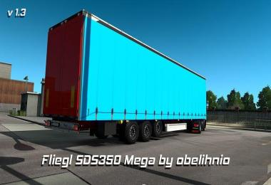 Fliegl SDS350 Mega – Rework by obelihnio v1.3