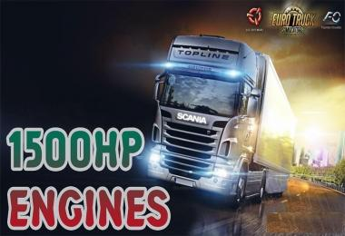1500HP FOR ALL TRUCKS 1.28
