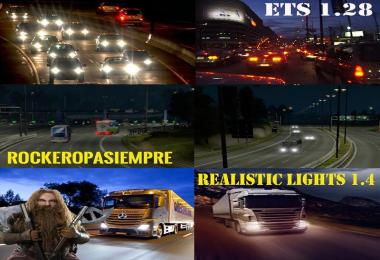 AI Realistic lights v1.4 for 1.28