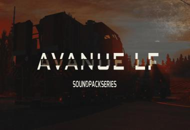 AvanueLf SoundPack v10.7