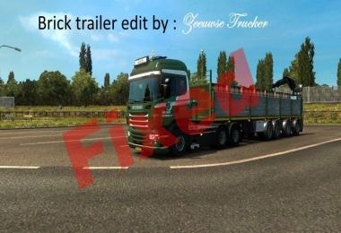 Brick Trailer Fixed