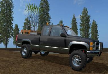 Chevrolet silverado 2500 v1.1