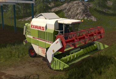 Claas Dominator 118 SL v1.0.0.0
