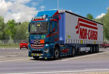 D3S Mercedes Antos 12 v1.2.0.123 release 1.28.1.3 fix version