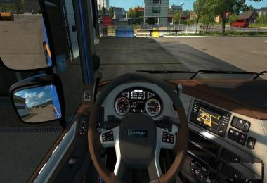 DAF XF Facelift Dashboard *Fix*