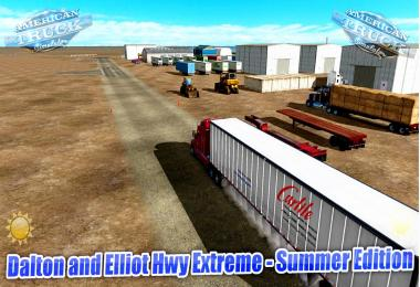 Dalton and Elliot Hwy Extreme - Summer Edition v1.0 (1.28.x)