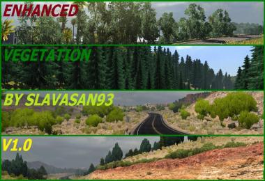 Enhanced Vegetation v1.0