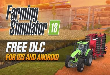 Farming Simulator 18 Mobile + Free DLC