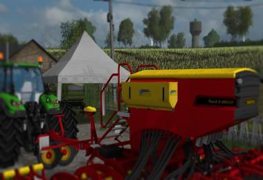 Fertilizer tank Startec MICROFERT (Prefab) v1.0