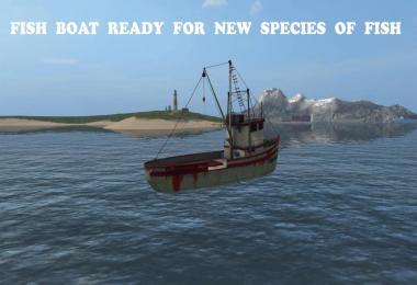 Fish Boat New v1.2